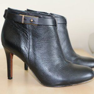 Coach Sally Booties (Size 6)